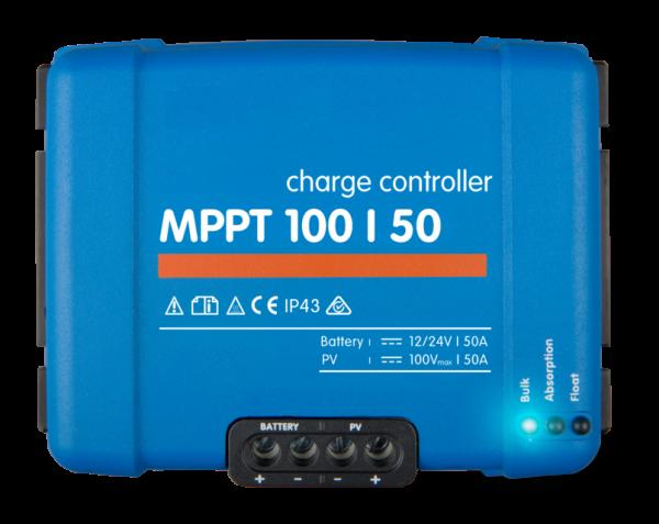 BT Laderegler MPPT 100 / 50