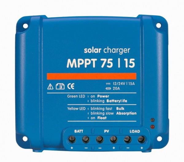 BT Laderegler MPPT 75 / 15