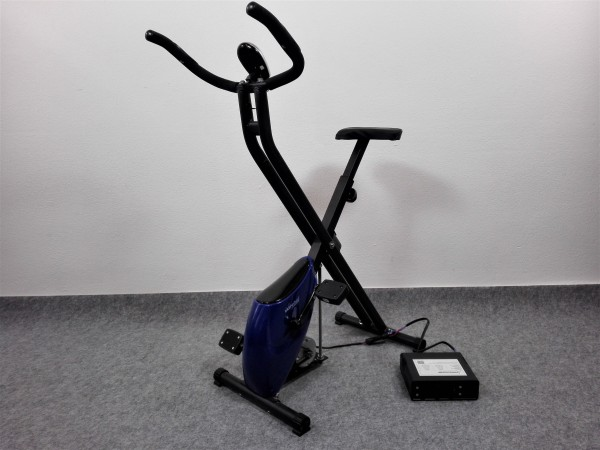 Generator Bike 250 Mini + Energy-Charge-Box 75/15