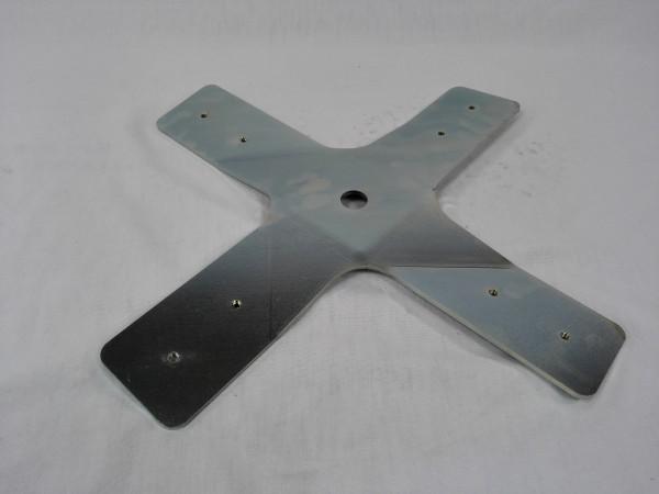 4-Blatt-Repeller Nabe