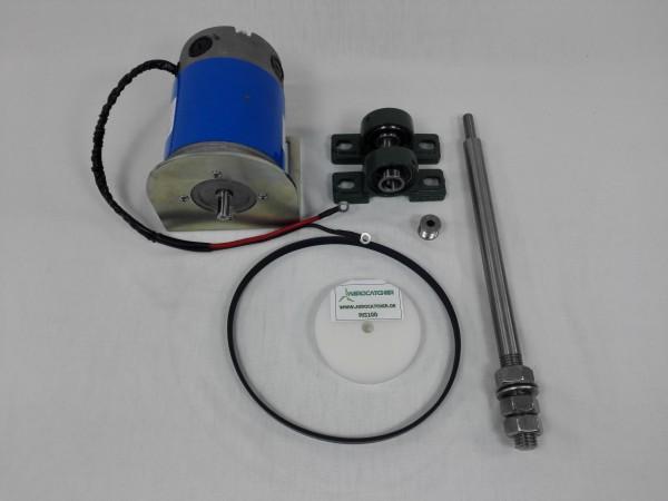 Übersetzungseinheit mit Generator 500 Watt für Kleinwindkraftanlagen